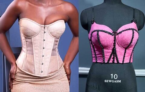 Bralet_Cupped_Transperate Corset Course